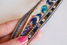 Bracelet (manchette) Neuf Hipanema