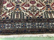 Tapis Iranien en laine fait main - 3m20x1m82