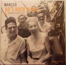 Wanted-50's rock