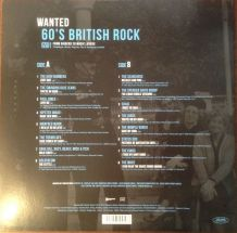Wanted-60's British Rock