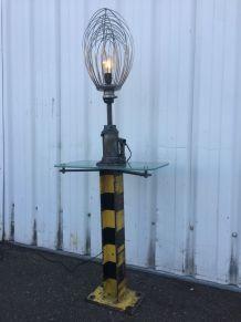 Lampe Batteur Industriel électrique Rétro Vintage