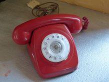 telephonne ancien d'origine australienne tres bon état