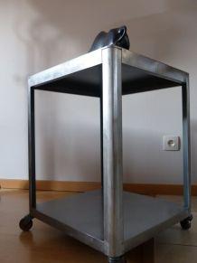 meuble industriel 45x45x58