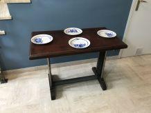 Table bistrot 1940 art-déco