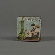 jouet ancien Ancienne Boîte vide Meccano aéro n°2