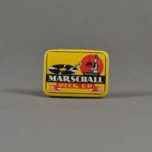Boîte vide d'aiguilles Marschall pick up - gramophone