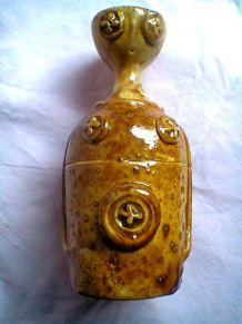 Support-objet en céramique Vallauris