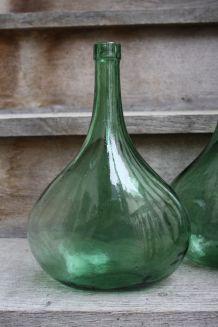 LOT DE 2 ANCIENNES BOUTEILLES DE VIN ITALIEN