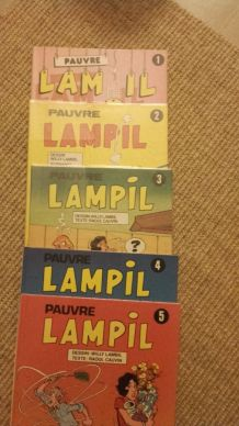 PAUVRE LAMPIL – WILLY LANBIL ET RAOUL CAUVIN