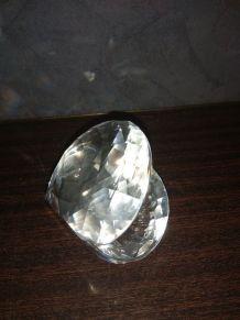 Figurine coquillage cristal swarovsky