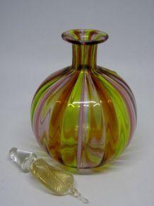 Vase murano verre de murano comme neuf