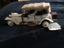 Voiture collection rolls royce 1911