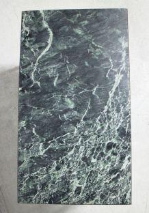 Table basse marbre vert des Alpes 1960's