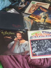 Collection de vinyles