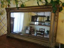 Miroir style 19 ème