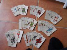 jeu des 7 familles ancien