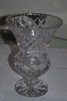 grand vase en cristal