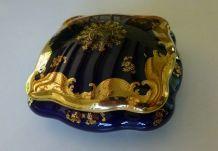 boîte à bijoux porcelaine