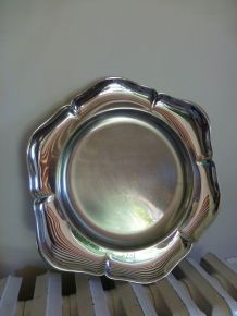 plat inox