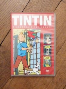 Tintin- 3 Aventures en DVD- Volume 7