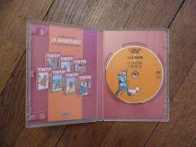 Tintin- 3 aventures en DVD- Volume 2