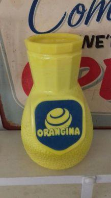 Pot à pailles Orangina années 60