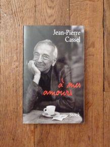 A Mes Amours - Jean Pierre Cassel- Stock
