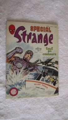 Spécial Strange N° 9 - 1977