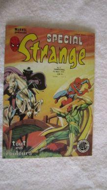 Spécial Strange N° 11 - 1978