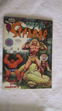 Spécial Strange N° 13 - 1978