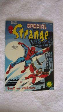 Spécial Strange N° 16 - 1979