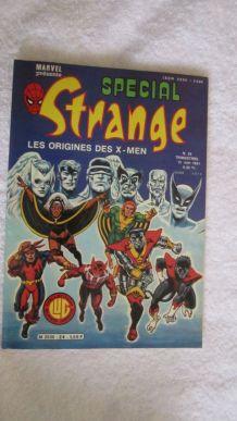 Spécial Strange N° 24 - 1981