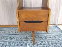 Bureau enfant J.Hauville vintage années 50
