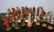 lot figurines mokarex