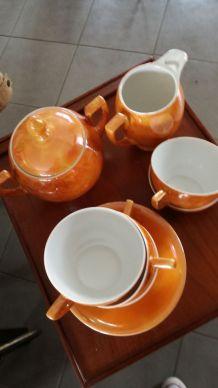 Service porcelaine Tchécoslovaquie