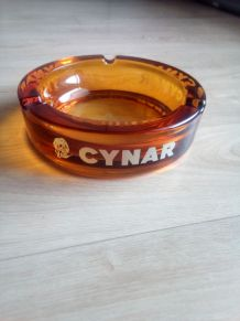 Grand cendrier CYNAR vintage