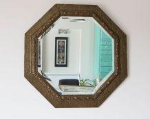 Miroir en laiton