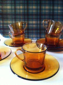 Service à café vintage Vereco