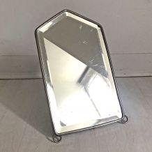 Petit miroir vintage 40's