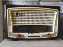 Poste de radio tsf de 1956 compatible bluetooth