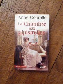 La Chambre Aux Pipistrelles- Anne Courtillé- Presses De Cité