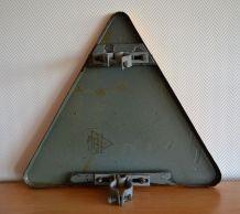 Panneau de signalisation vintage