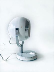 Lampe Eyeball vintage à poser ou accrocher au mur