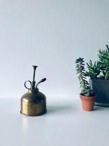 Pulvérisateur en laiton pour plantes d'intérieur