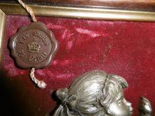 Tableau vintage «Etains du Prince»
