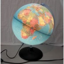 MAPPEMONDE LUMINEUSE/MADE IN ITALY