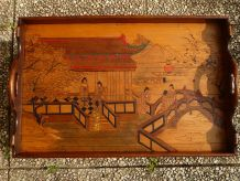 table basse en  bois, Japon, vintage