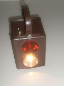 Lanterne De Visiteur Sncf Cheminot