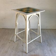 Petite table d'appoint vintage 30's