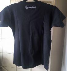 """T-shirt """"Cannes 2007 vu par Karl Lagerfeld"""""""